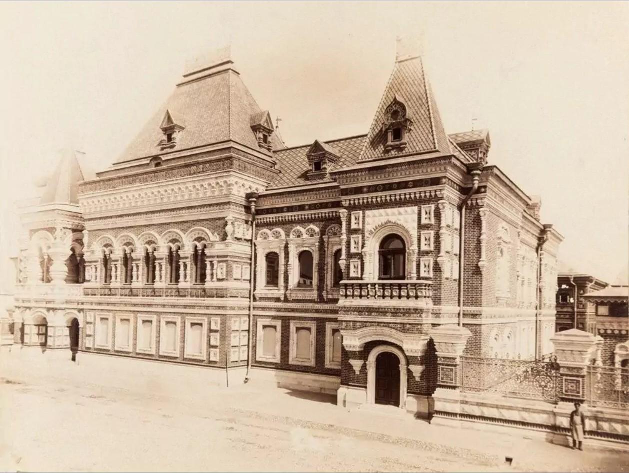 Дом Н. В. Игумнова. 1891