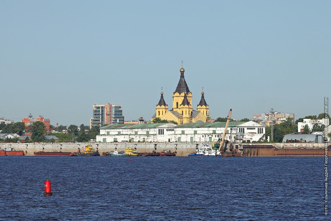 Кафедральный собор во имя святого благоверного князя Александра Невского Нижний Новгород