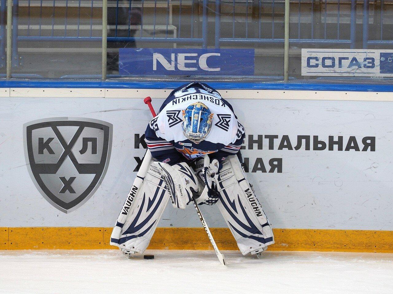 42Плей-офф 2016 Восток Финал Металлург - Салават Юлаев 23.03.2016