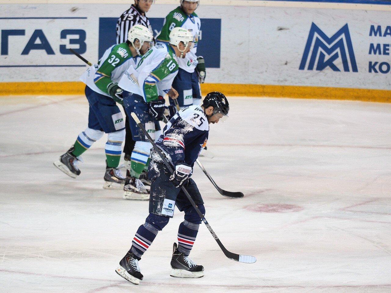 126Плей-офф 2016 Восток Финал Металлург - Салават Юлаев 23.03.2016