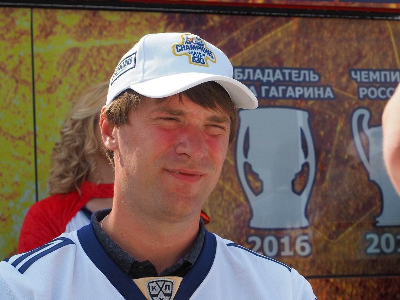 176Церемония чествования команды Металлург27.05.2016