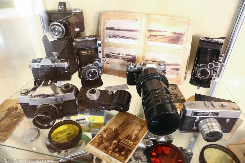 Выставка фототехники