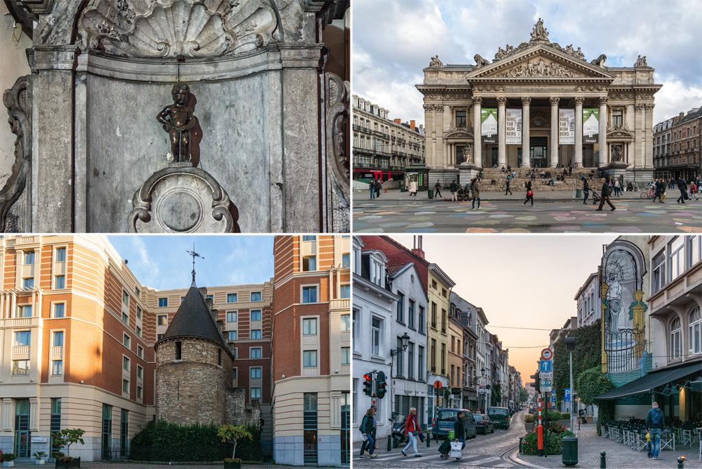 Фото и достопримечательности Брюсселя. Что посмотреть в Брюсселе. Отзывы и отчеты о Брюсселе.