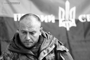 Дмитрий Ярош относительно ареста свободовца Сиротюка