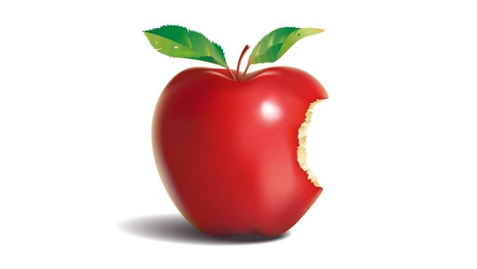 Тайна надкушенного яблока
