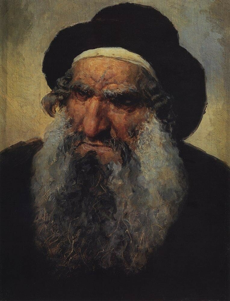 Тивериадский еврей. 1882.jpg