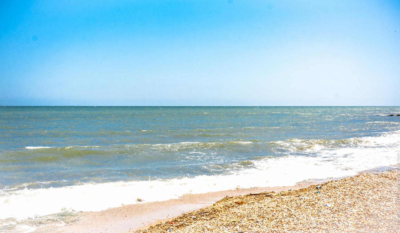 Фото пляжей каспийского моря