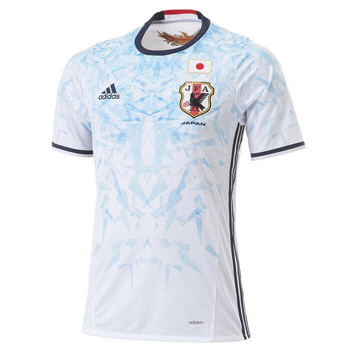 Новая форма сборной Японии по футболу