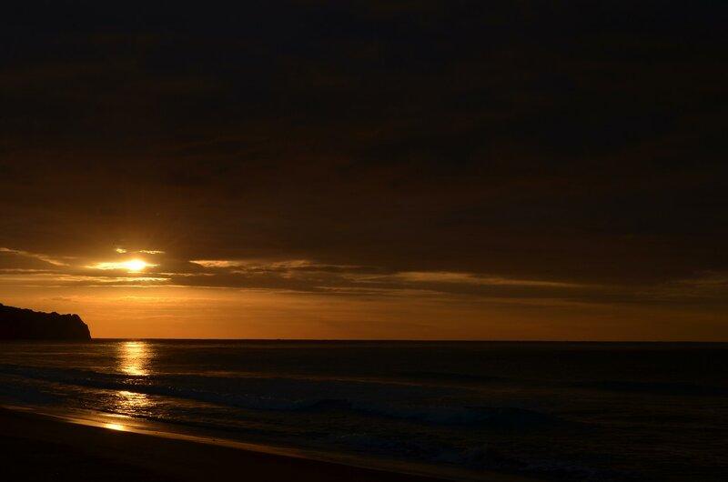 Золотое сияние солнца