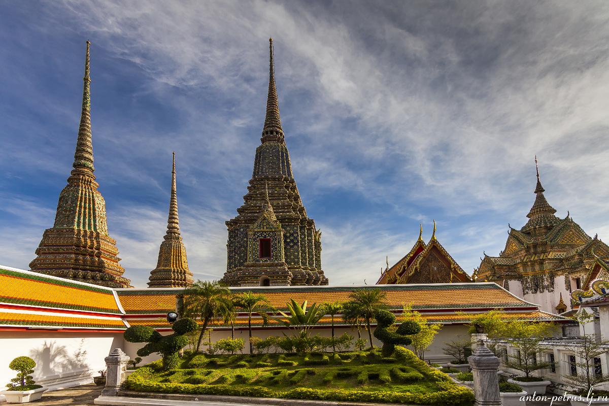 Бангкок - дело тонкое!