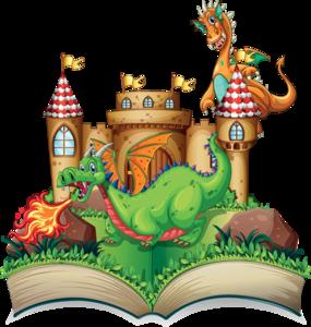 сказочные книги