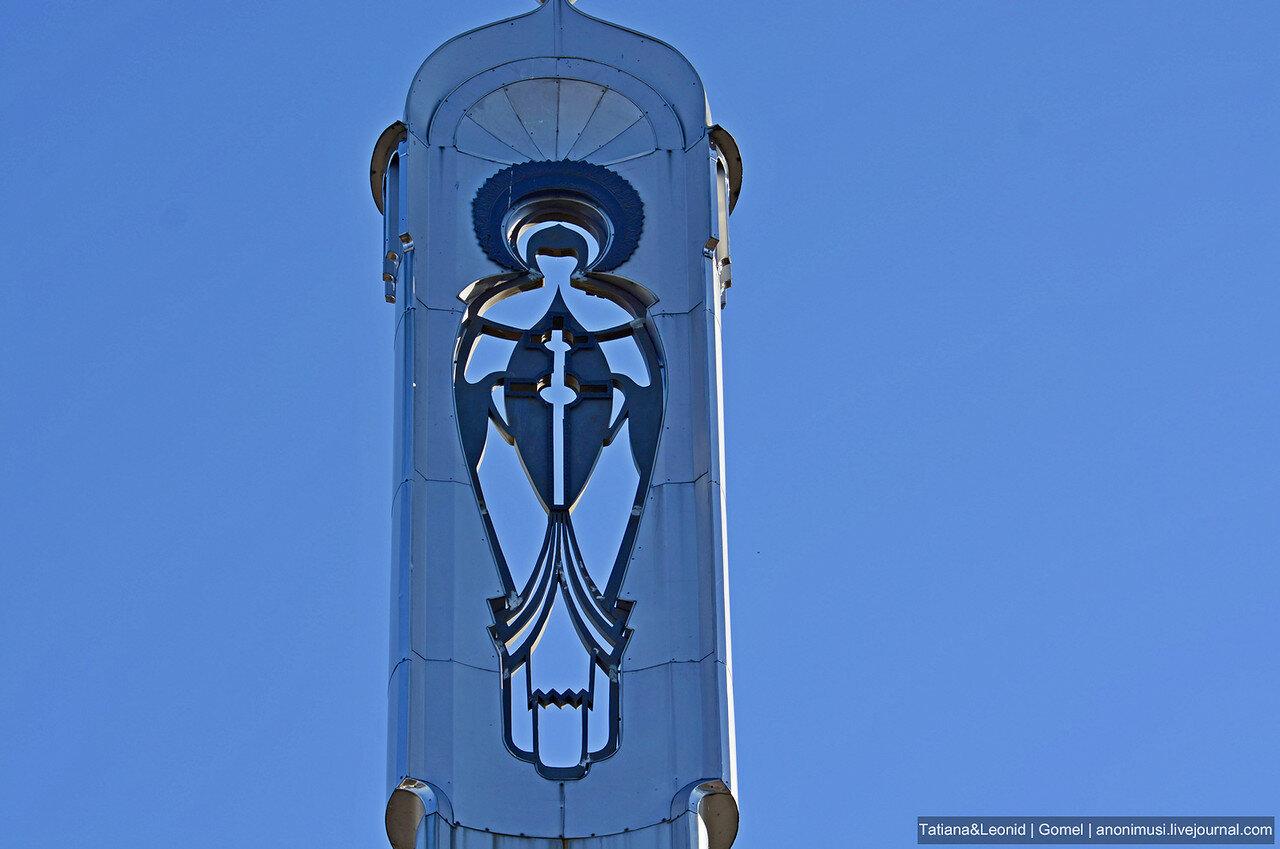 Часовня Святой Евфросинии Полоцкой. Речица