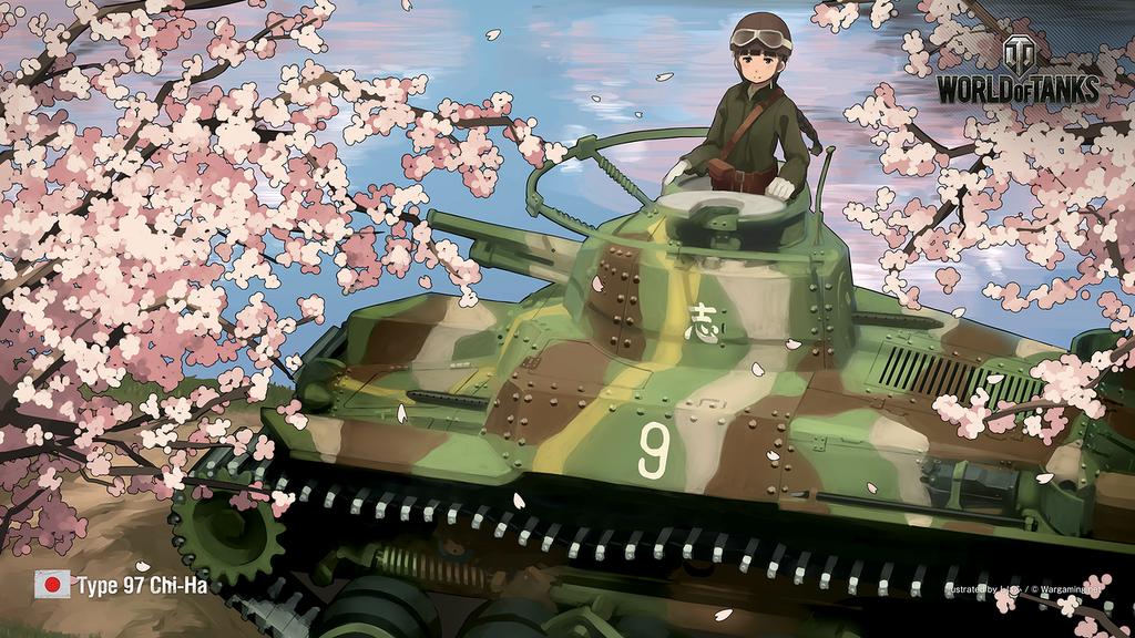 戦場の華 feat.しばふ #9: チハ