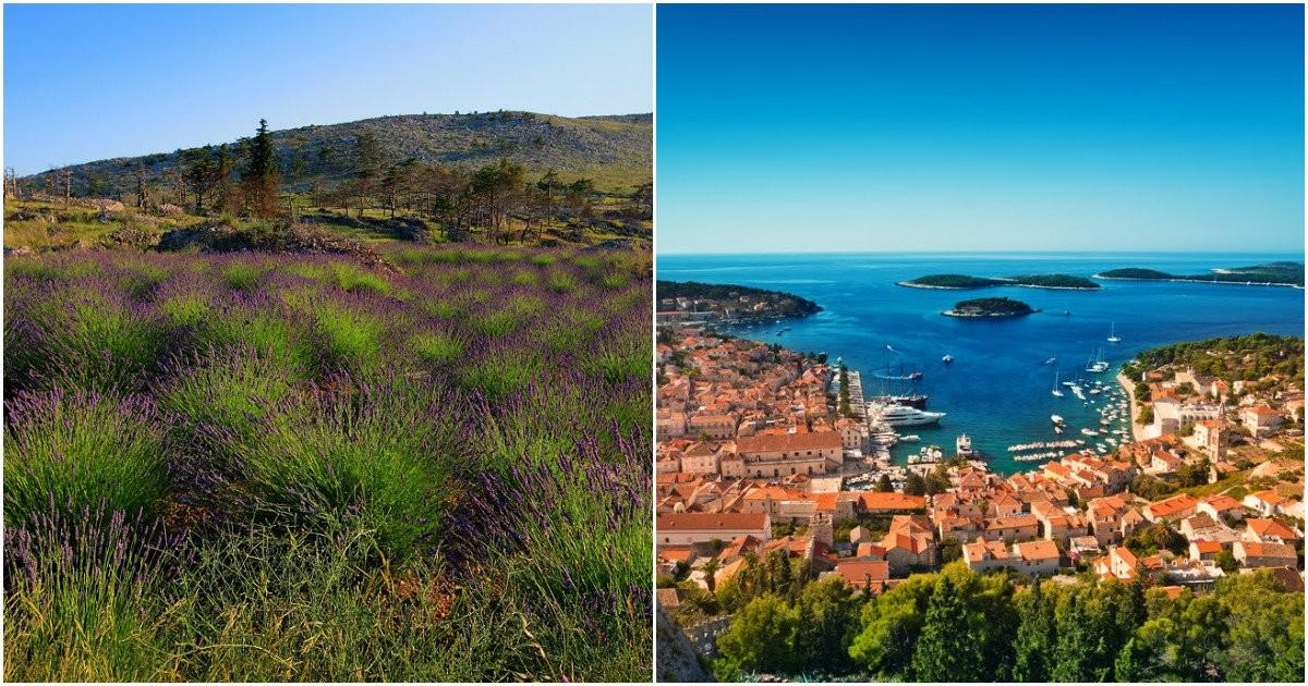 На острове есть несколько курортных городов. На северном побережье – Елса, портовый городок, о