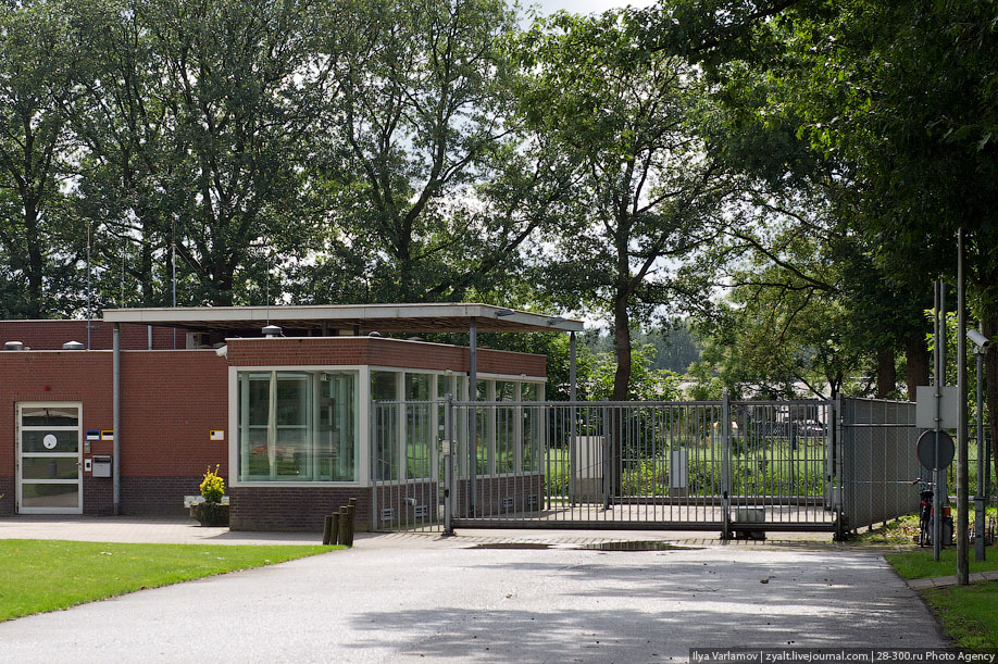Нидерландская тюрьма