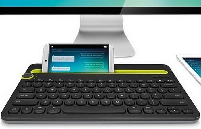 Bluetooth-клавиатура известной компании Logitech является отличным выбором для тех, у кого много раз