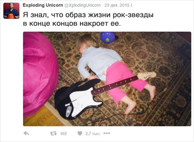 4-летняя дочка показывает намертвую белку надороге: «Это был мальчик». Папа: «Как тыдогадалась?»