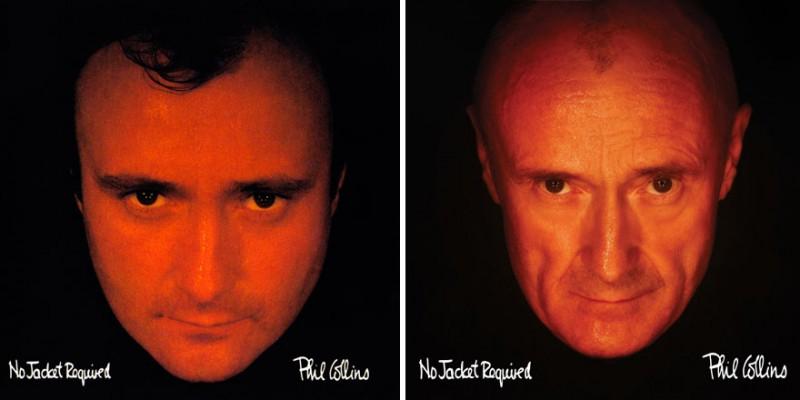 Например, переиздание Face Value выглядит так: на одном диске — ремастированные версии песен с альбо