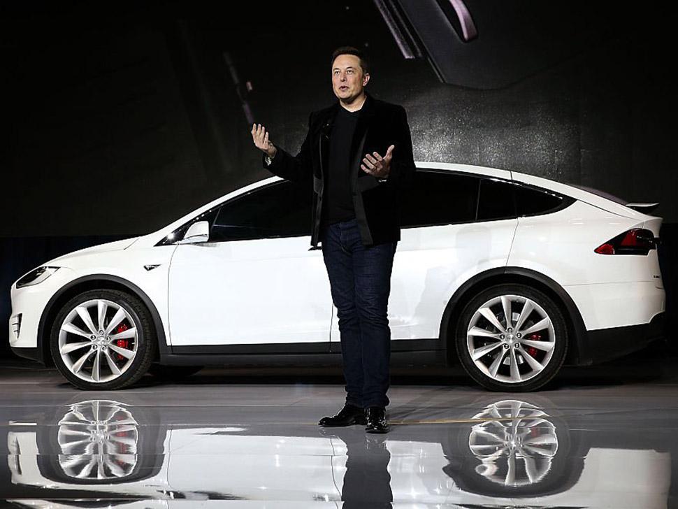 9. Автомобили — 14,5%. Основатель Tesla и SpaceX Элон Маск во время запуска новой модели кроссовера