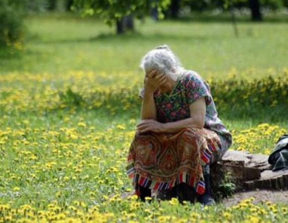 Златоустовская пенсионерка провела ночь влесу