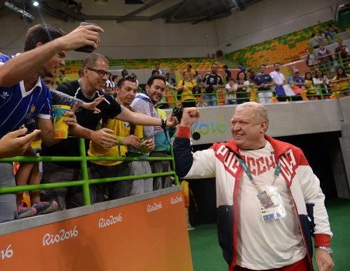 Трефилов согласился взять Усэйна Болта в дамскую сборную РФ погандболу
