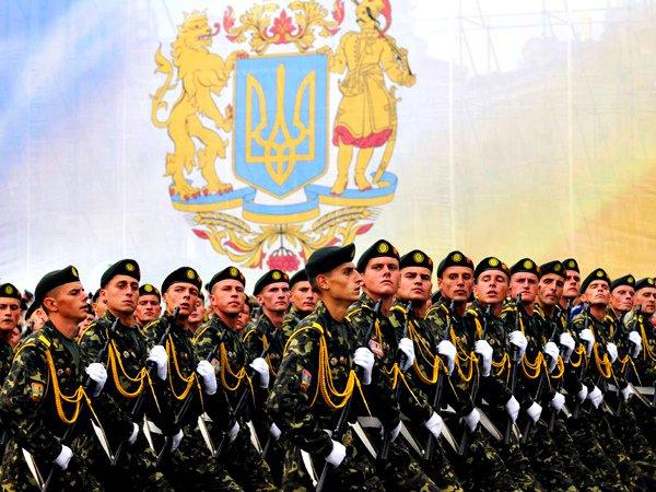 В2016 году 5 тыс. украинских военнослужащих подготовят постандартам НАТО