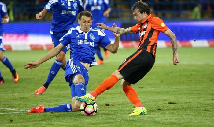 Данило Силва не несомненно поможет киевскому «Динамо» вматче Лиги чемпионов против «Наполи»