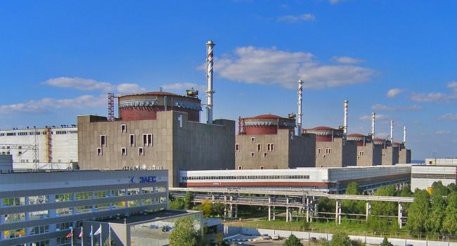 Энергоблок №4 Запорожской АЭС был отключен отэнергосистемы