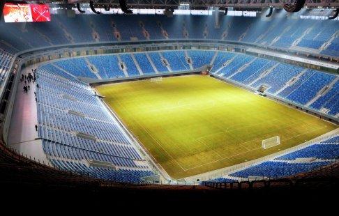 Передача арены наКрестовском островеФК «Зенит» будет завершена до31марта