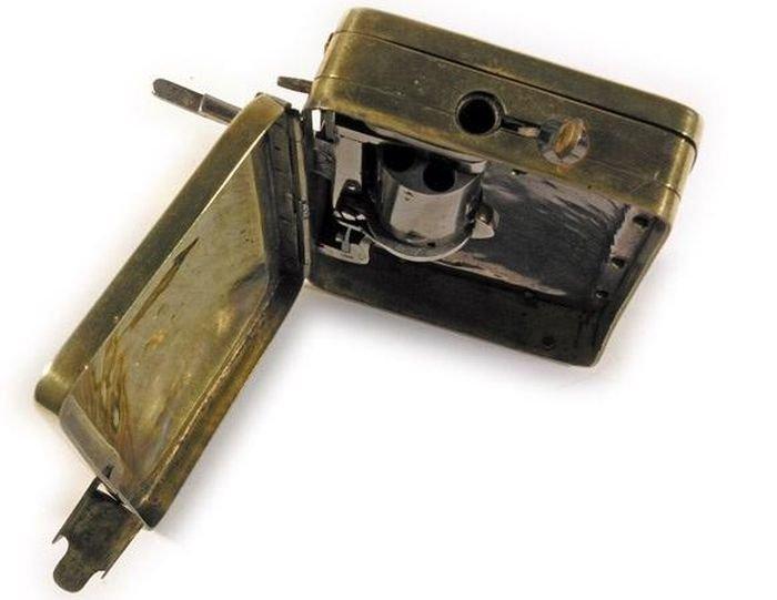 кошелек-пистолет
