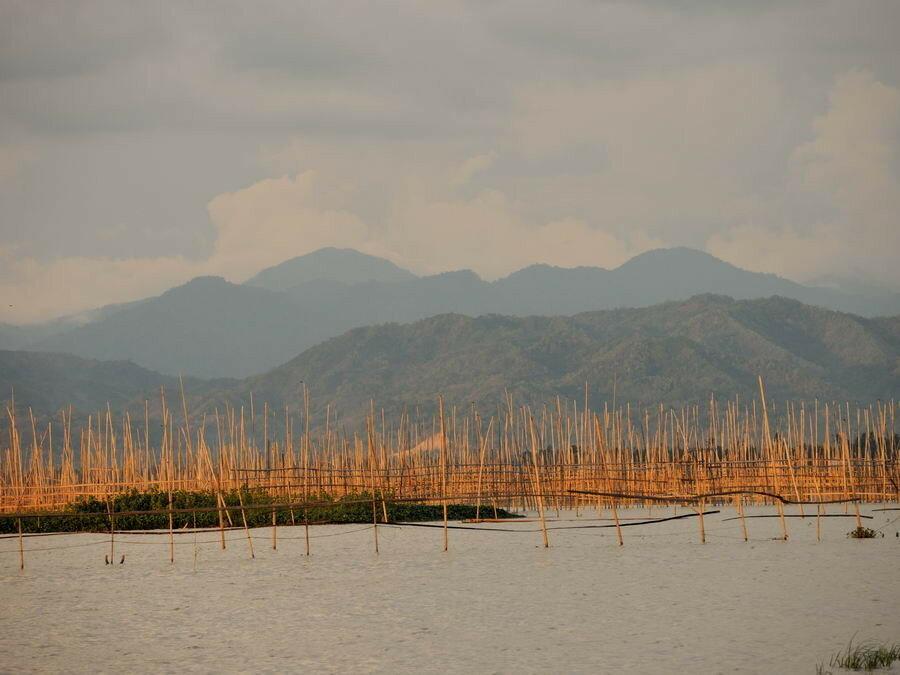 Озеро Лимбото