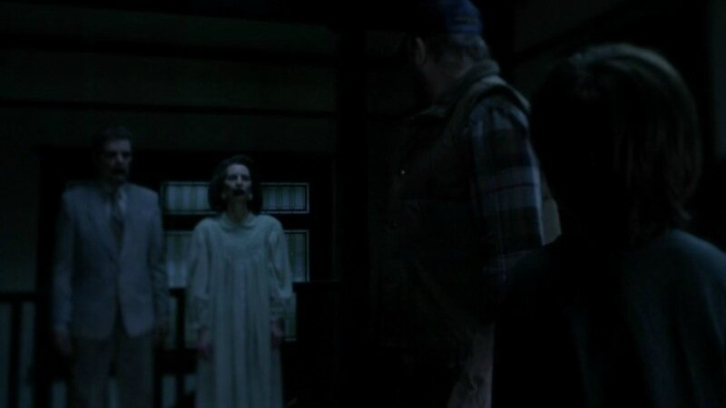 Актеры и персонажи эпизода 11.16 Safe House