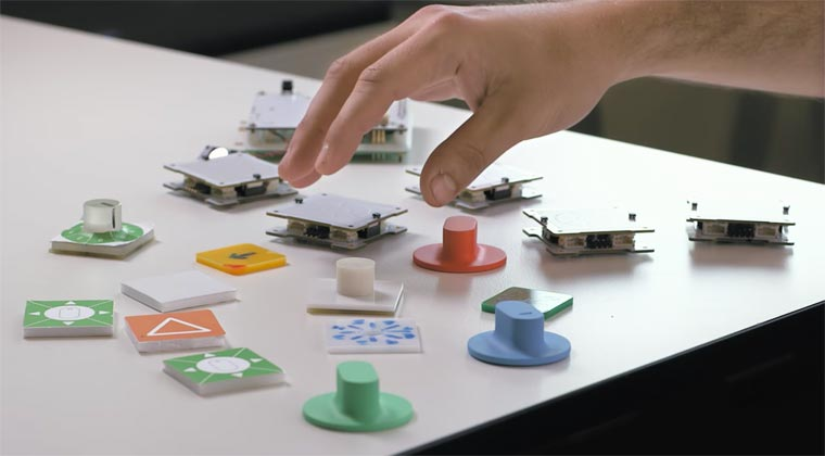 Project Bloks - Clever toys to teach children how to code