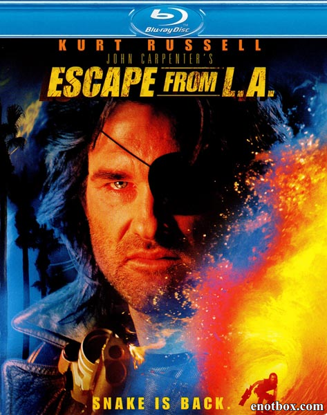 Побег из Лос-Анджелеса / Escape from L.A. (1996/BDRip/HDRip)