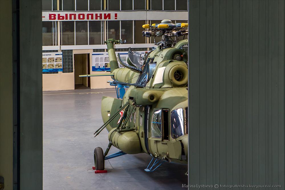 Как производят вертолеты в Казани