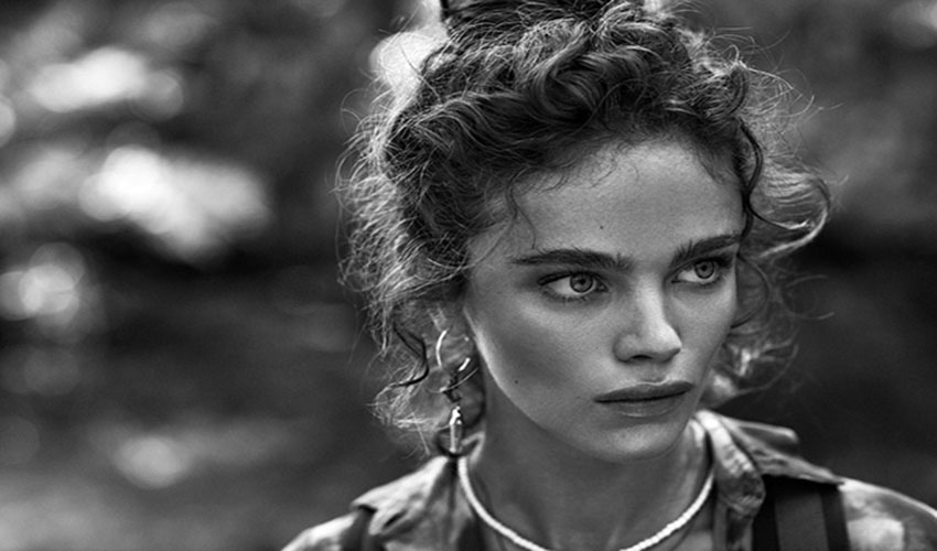 Jena Goldsack - TELVA Magazine (May 2016)