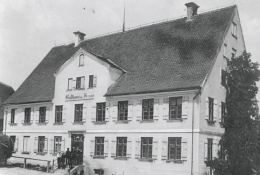 Гостиница Корона в Альбеке (BOSCH)