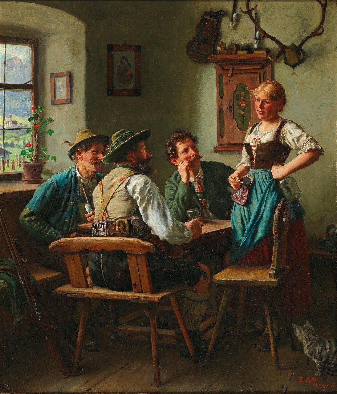 Emil Rau (Dresden 1858–1937)