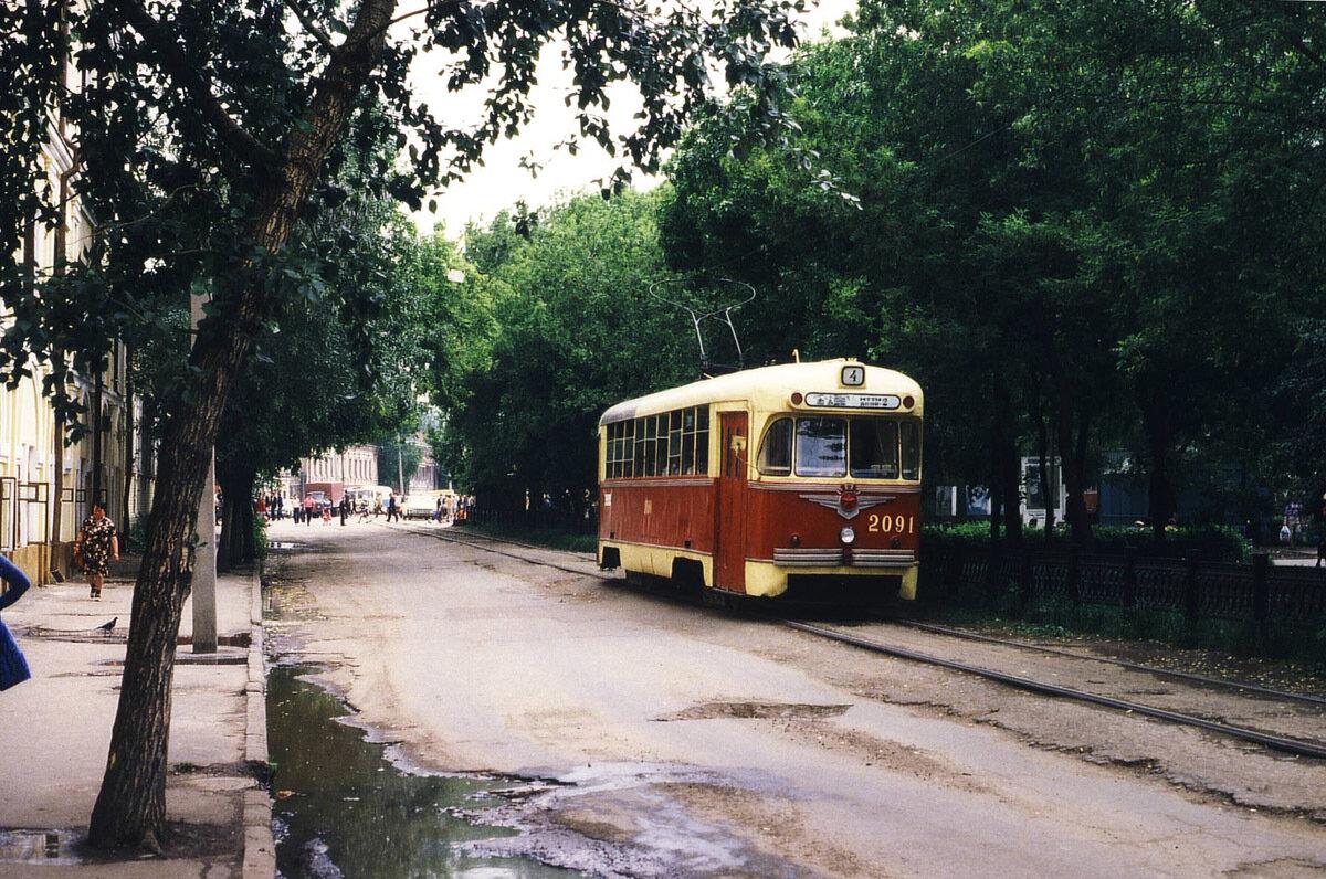 Улица Ухтомского