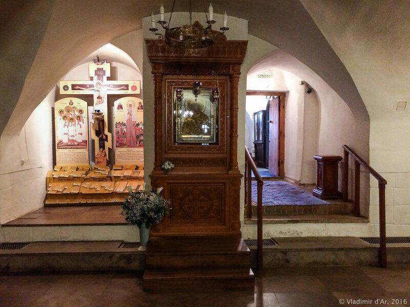 Икона Федоровской Божией Матери