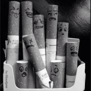 Раннее старение - результат курения