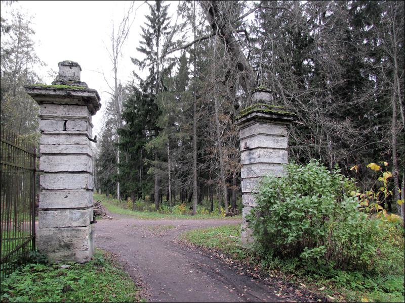 Ворота Каскадные
