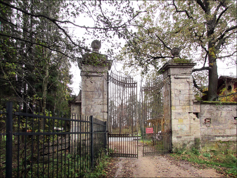 Ворота Зверинецкие
