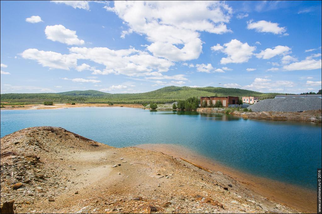 Сталинский (Тисовский) колчеданный рудник