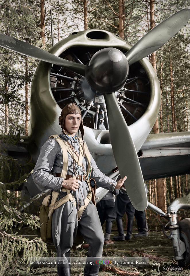 Фото финских солдат последних трёх войн
