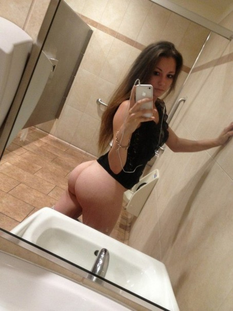Nude girl using the restroom, free sex on internet