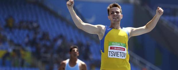 """Браво, Чемпион! На паралимпиаде в Рио украинский атлет приобретает еще одно """"золото"""""""