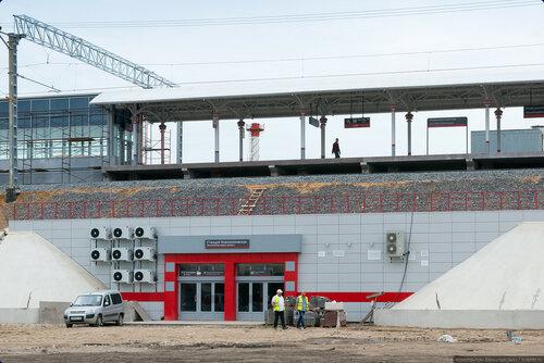 Станция «Новохохловская»