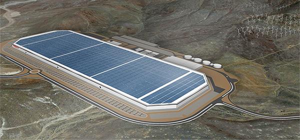 Tesla открыла свой завод в Неваде