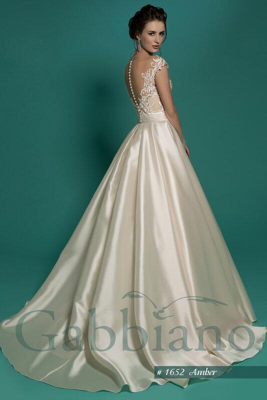 Свадебное платье Амбер